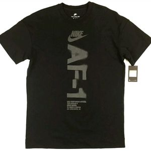 Nike Air Force 1 Heavyweight Cotton Shirt